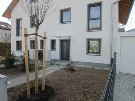 Großzügige Doppelhaushälfte München-Fasanengarten - Neubau - Erstbezug