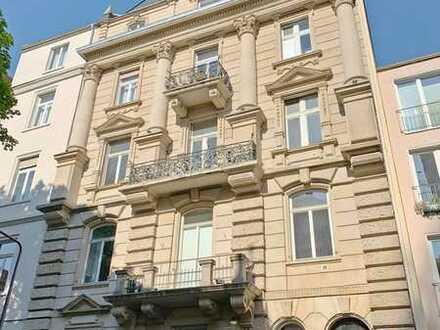 Repräsentative Stilaltbauwohnung mit 5 Zimmer in Frankfurt Westend-Süd