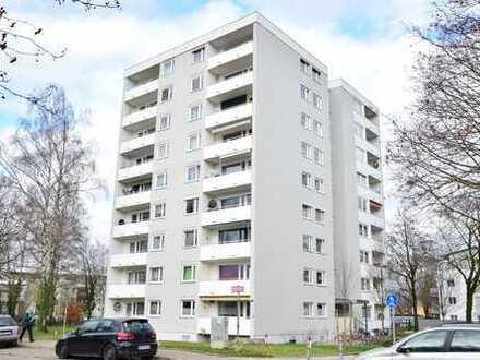 *** Frühestens ab 01.05.2020 *** Klasse 2-Zimmer Etagenwohnung im 2. Stock mitten in Neuburg