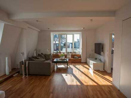 Traumhafte Penthouse-Wohnung im Herzen des Kreuzviertels