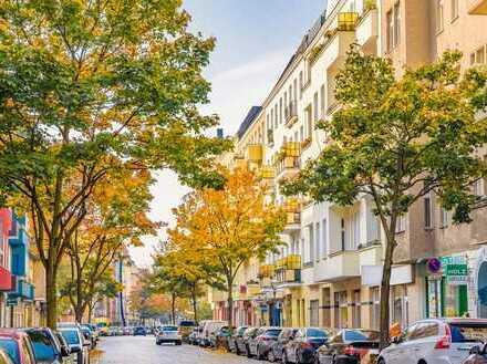 *Berlin Mitte* idyllische 2- Zimmer Albauwohnung im Sprengelkiez