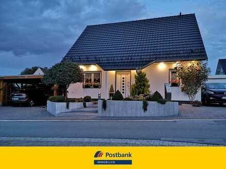 Neuwertiges Einfamilienhaus in ruhiger Lage sucht Sie!!