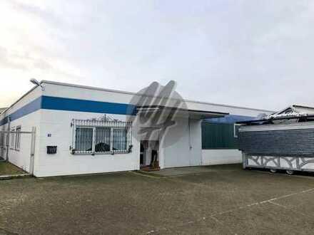 VIELSEITIG NUTZBAR ✓ SOFORT VERFÜGBAR ✓ Lager-/Produktionsflächen (450 m²) zu vermieten