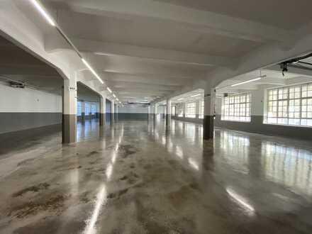 300 m² Produktions-/ Lagerfläche mit sehr guten Anfahrtsmöglichkeiten in Pfullingen
