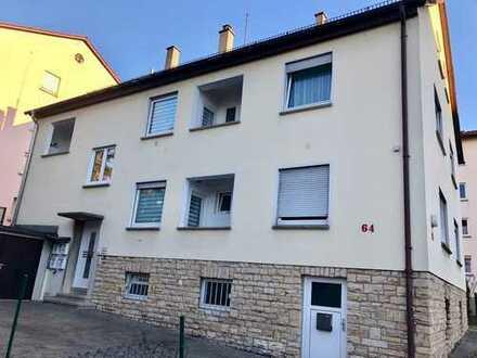 ***Kapitalanlage/ vermietete 2-Zi Wohnung in Stuttgart Bad-Cannstatt/ Sommerrain ***