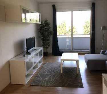 Sanierte 2-Raum-Wohnung - Wunsch-Design