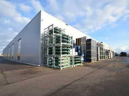 ALLEINAUFTRAG GI KINDEL | ca. 11.000 m² | LOGISTIK & PRODUKTION | ERWEITERUNGSPOTENTIAL