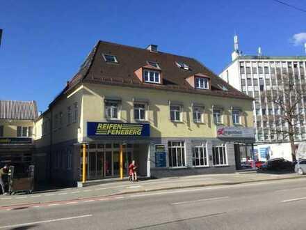 Büro / Schulung / Seminarräume ab 36-300 qm in Kempten-Lindauerstr.