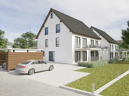 STÄBLE HOMES - Hier entstehen 4 Familienfreundliche Doppelhaushälften
