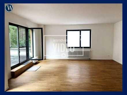 **5 Zimmer-Wohnung im Grünen** Ideal für Familien! Bad mit Wanne und Dusche + Einbauküche +Terrasse
