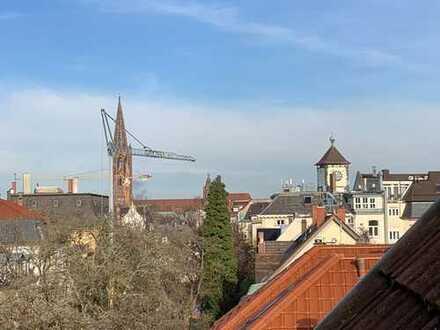DG Wohnung mit Münsterblick