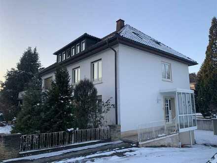 Vermietete Dachgeschosswohnung in bester Lage