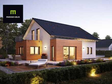 Ihr Traum von massahaus gebaut - KfW 55 Standard - 15 Monate Festpreisgarantie & Aktionen nutzen !
