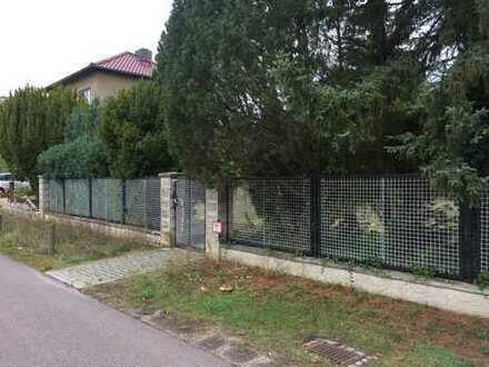 Hohen Neuendorf - Dornröschen-Grundstück wartet darauf geweckt zu werden!