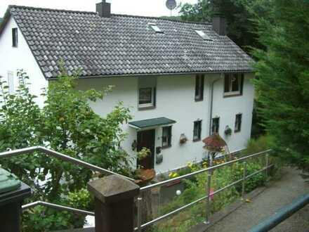 Wohnung mit Ausblick ins Grüne im schönen Volmetal