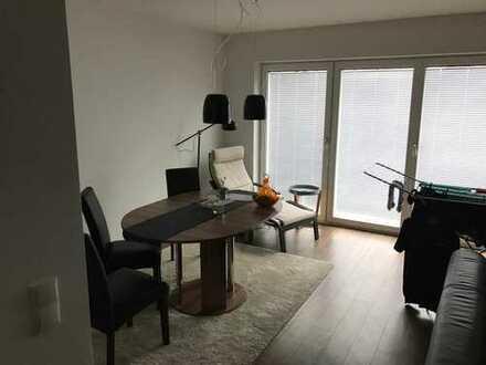 Möbliertes Zimmer (all incl.) in 2er WG 75 qm Wohnung (Bj. 2014)
