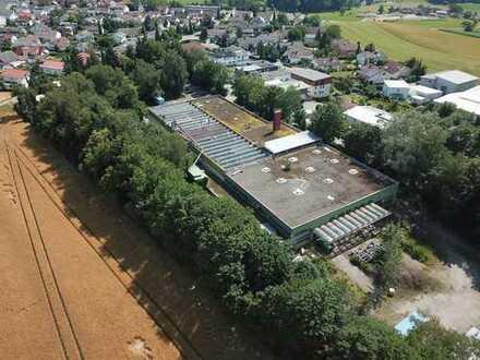 Nähe Weingarten - Großzügiges Gewerbeareal mit vielseitigen Perspektiven