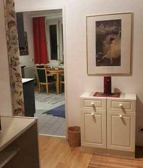 Freundliche 2-Zimmer-Wohnung mit Balkon und EBK in Neu-Ulm