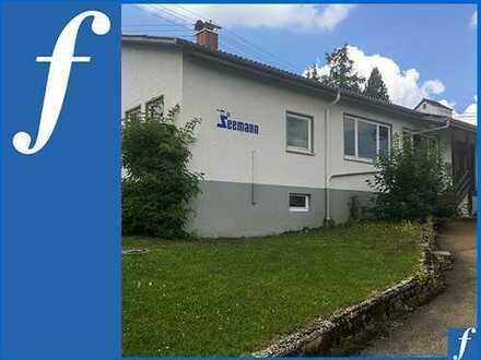 Überdachte Rampe * 2 Tore * ca. 500 m² befestigte Hoffläche * Provisionsfrei
