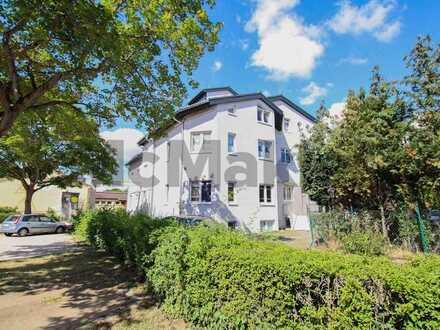 Paare und Familien aufgepasst: 3-Zi.-Hochparterre-ETW mit Balkon in Rheinnähe