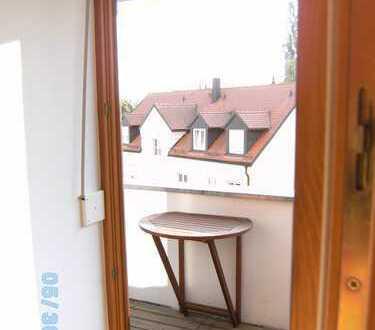 Ruhige Innenstadt-Maisonettewohnung, Neuburg an der Donau
