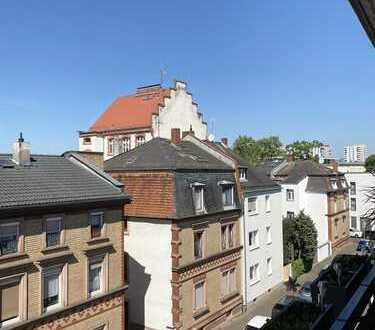 Zentral und doch ruhig - schöne 3-Zi-Wohnung in Niederrad