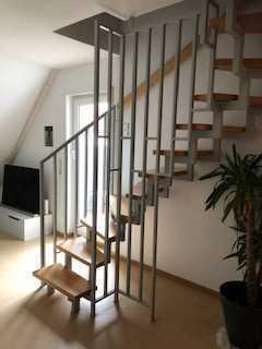 Maisonette-Wohnung mit sonniger Dachterrasse in Nürtingen