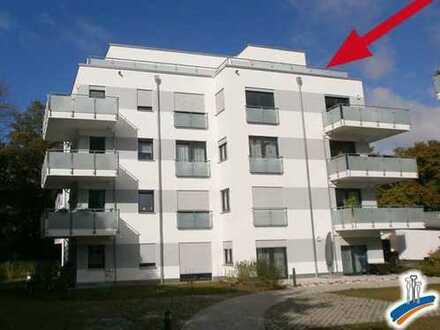 Zu vermieten: Exkl. Penthousewohnung in Zentrumslage von Forchheim
