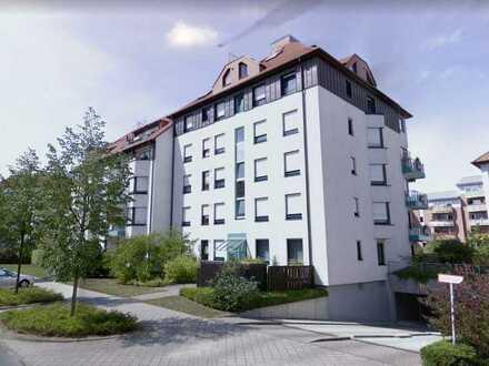 Provisionsfrei! 1,5-Zimmer-Appartement mit Balkon in Leipzig-Heiterblick