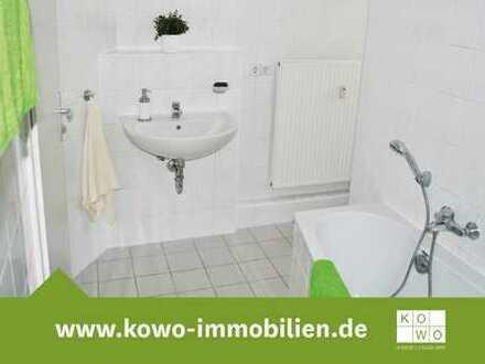 2-Raum-Wohnung mit Tageslichtbad und PVC in Laminatoptik in Anger-Crottendorf