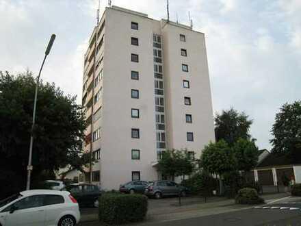 Gepflegte helle 2-Zimmer-Wohnung mit Loggia