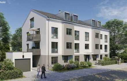 OPEN HOUSE! Chice 3-Zi.-Gartenwohnung mit SW-Terrasse, Lift und TG!