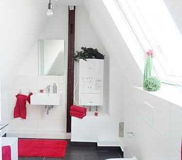 +++ Kuschelnest im Dachgeschoss - Außergewöhnlich charmante Maisonettewohnung!+++