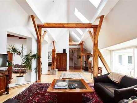 VILLENPALAIS - Einzigartige Galerie-Maisonette -Haus im Haus auf 2500 qm Traumgrundstück am Wasser!