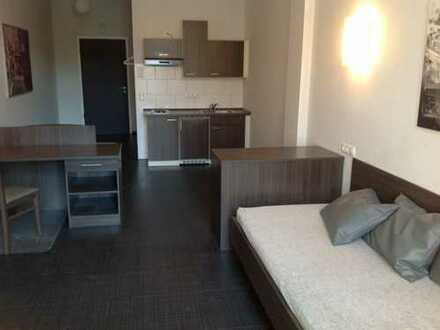 1-Zimmer-Appartement; Frei ab 01.09.2019