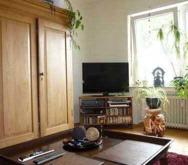 3 Zimmerwohnung mit Gartennutzung - nähe FH