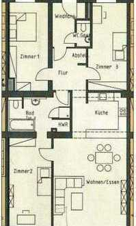 Wunderschöne 4-Zimmer-Wohnung in Frankfurt