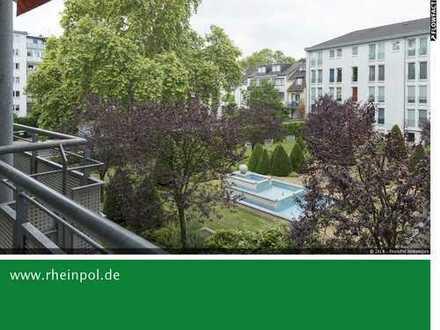 Stilvoll wohnen im Brunnenpark - ein Idyll inmitten der Großstadt!