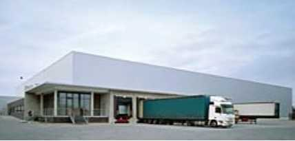 """BAUMÜLLER & CO."" A 656 ca. 10.000 qm LOGISTIK-HALLE + große Freifläche"