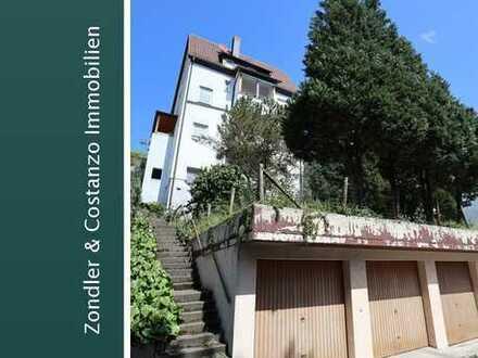 3-/4-Familienhaus * 183 qm Wfl. + 4 Einzelgaragen * Grundstück 373 qm * gute Lage in Rohracker