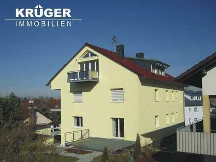 KA-Stupferich / helle 3,5-Zimmer-DG-Wohnung mit Balkon in ruhiger Lage / frei ab 15.10.2020!