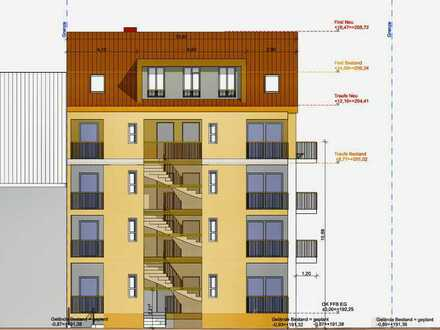 ***RESERVIERT*** Mehrfamilienhaus mit 8 projektierten Wohneinheiten in zentraler Lage von Breisach