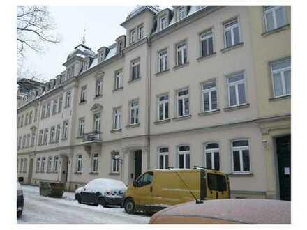3-RW m. Balkon in sehr ruhiger Wohnlage Blasew/Striesen 300m zur Elbe -- Erstbezug n. umf. Sanierung