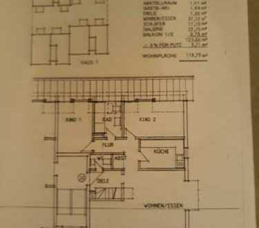 4,5 -Zi-DG-Maisonettewohnung