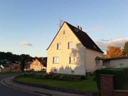 Freundliches und saniertes 6-Zimmer-Einfamilienhaus zur Miete in Freigericht, Main-Kinzig-Kreis