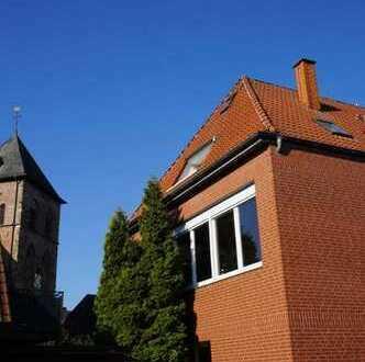 Große Wohnung mit schöner Dachterrasse