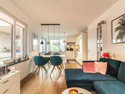 Moderne, sehr hochwertig ausgestattete 3 Zimmer-Wohnung, Baujahr 2019