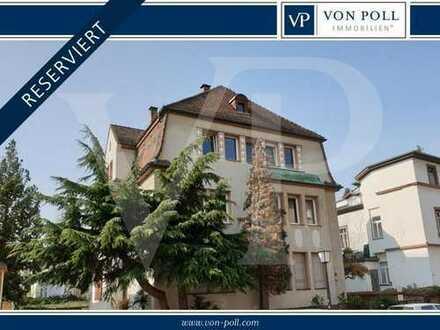 VON POLL IMMOBILIEN: HD Weststadt - stilvolles freistehendes Mehrfamilienhaus in sehr guter Lage