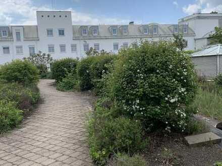 1-Raum-Wohnung mit begehbarem Gründach, TG-Stellplatz möglich