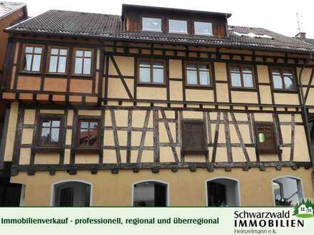 Großzügige 4,5-Zimmerwohnung im Zentrum von Alpirsbach!!